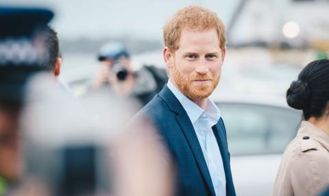 Książę Harry wyda wspomnienia. Dochód ze sprzedaży książki zostanie przekazany na cele charytatywne