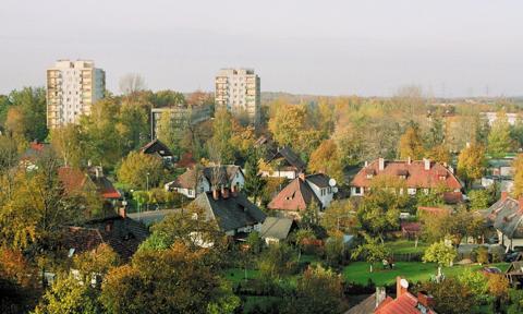 """Będą nowe mieszkania w katowickim Giszowcu. Architektura nawiąże do założeń """"osiedla-ogrodu"""""""