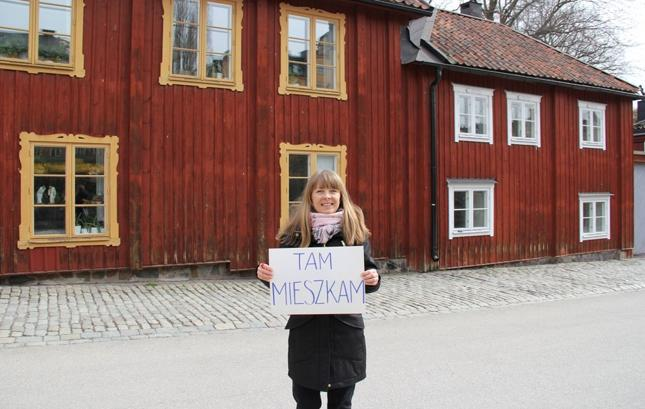 Monika Henriksson, Polka w Szwecji