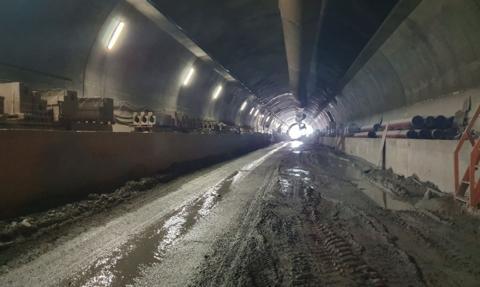 Budowa tunelu w ciągu Zakopianki może być skończona do końca 2021 roku