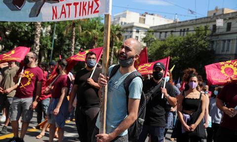 Grecy strajkują przeciwko zmianom w prawie pracy