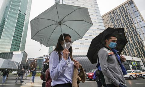 Rosja: dobowy przyrost zakażeń koronawirusem znów powyżej 5 tysięcy