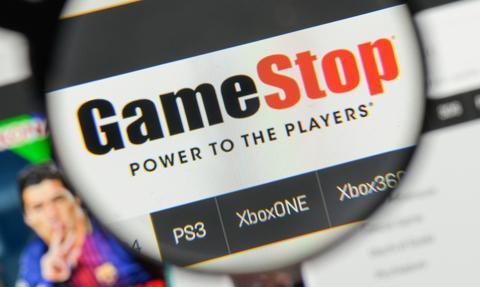 """GameStop 80 proc. poniżej szczytu. Na rajdzie zarobiły też """"grube ryby"""""""