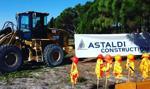 Utrudnienia w kursowaniu pociągów, podwykonawcy Astaldi blokują tory