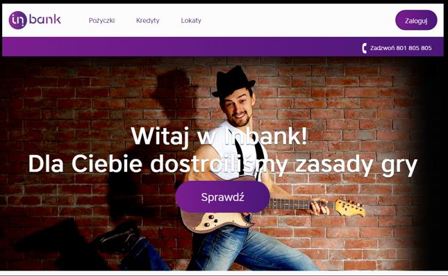 Inbank lokata standardowa – jakie warunki? (www.inbankpolska.pl)
