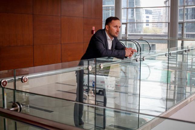Jakub Zabłocki, współzałożyciel i główny akcjonariusz XTB