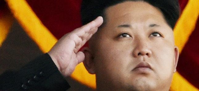 Przywódca Korei Północnej - Kim Dzong Un