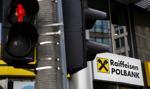 Alior Bank odstępuje od zamiaru nabycia podstawowej działalności bankowej Raiffeisen Bank Polska SA