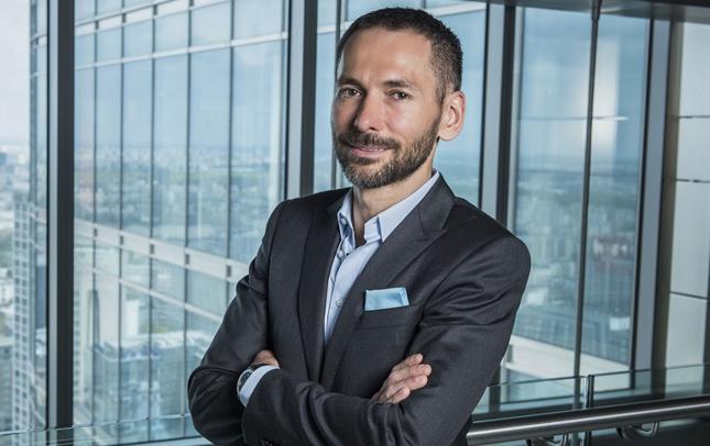 Prezes spółki MCI Capital Tomasz Czechowicz