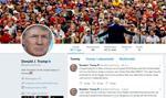 """""""Lawina tweetów"""" Trumpa. Prezydent pobił swój dzienny rekord"""