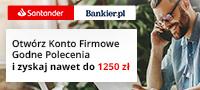 Wybierz konto firmowe, które zarabia na Ciebie i zyskaj premię do 1250 zł.