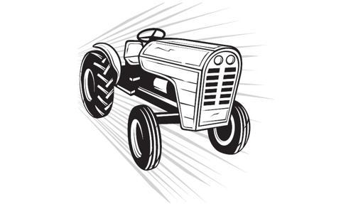 Ursus i wypatrywanie rycerza na białym traktorze