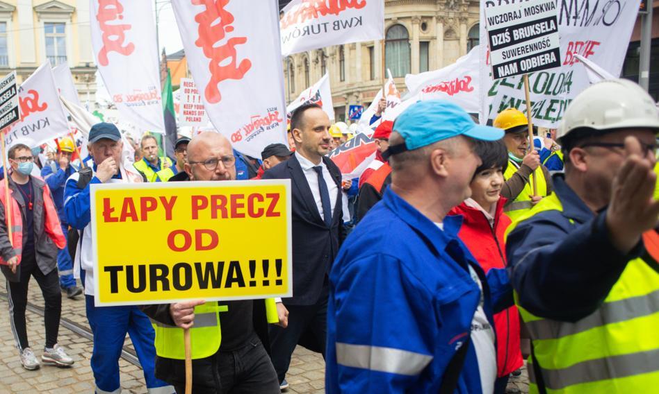 """""""Solidarność"""" z Turowa: Szykujemy drastyczne akcje protestacyjne"""