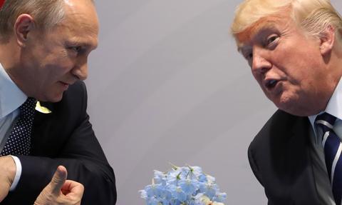 Rzecznik Kremla: Putin i Trump nie omawiali sankcji wobec Nord Stream 2