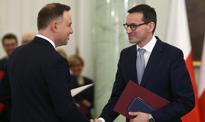 Prezydent Andrzej Duda powołał nowy rząd Mateusza Morawieckiego