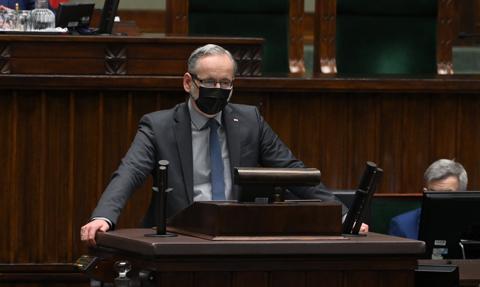 Jak Polska radzi sobie z trzecią falą pandemii? Minister zdrowia w Sejmie