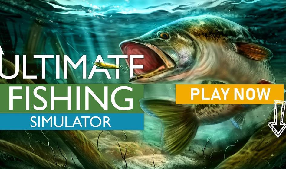 Symulator wędkarstwa wydany przez Ultimate Games trafi na rynek chiński