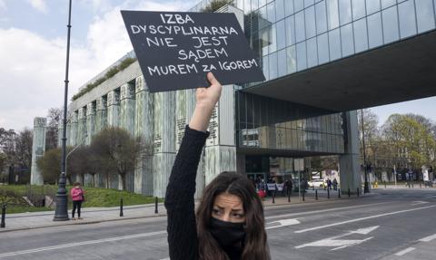 1 mln euro dziennie kary dla Polski za Izbę Dyscyplinarną. Kolejna decyzja TSUE