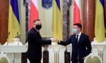 Prezydent Duda: Wspieramy Ukrainę na drodze do Unii Europejskiej