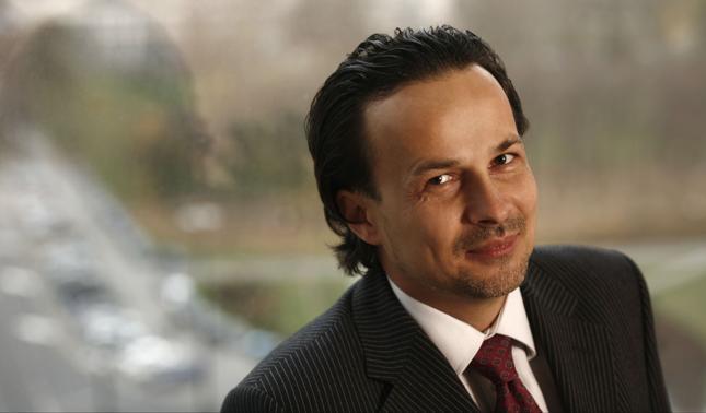 Tomasz Bogus, były szef Banku Pocztowego
