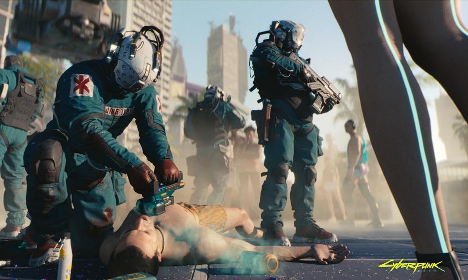 """Analitycy szacują sprzedaż """"Cyberpunk 2077"""" od początku roku na 0,5-2 mln kopii"""