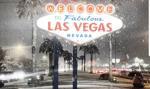 Śnieg w Las Vegas