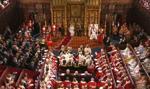 Królowa Elżbieta II przedstawia w mowie tronowej plany rządu