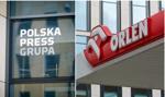 Polska Press w rękach PKN Orlen. RPO wnosi do sądu o uchylenie zgody na zakup