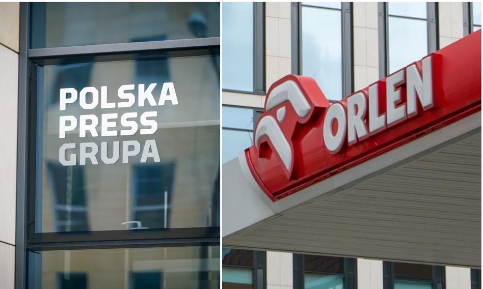 Orlen chce odrzucenia wniosku RPO o wstrzymanie zakupu Polska Press