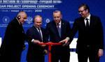 Erdogan i Putin zainaugurowali gazociąg Turecki Potok