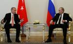 Putin: Odbudowa relacji z Turcją ukończona, sankcje będą kiedyś zniesione