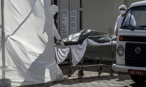 Ponad 200 tys. osób zmarło w USA z powodu koronawirusa