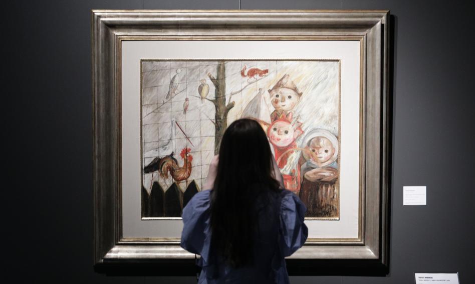 Polski rynek sztuki bije rekordy. Pandemia pomogła