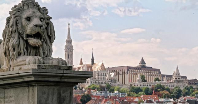 136 mln euro na remonty w Budapeszcie