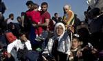 Manifestacje poparcia dla uchodźców w europejskich miastach