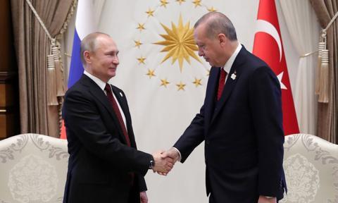 Erdogan: będziemy dążyli do bliższych stosunków z Rosją