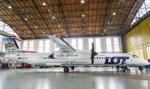 LOT: Bombardier zawrócił do Warszawy z powodu problemów z klapami