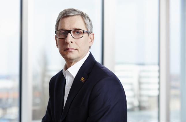 Prezes Alior Banku Wojciech Sobieraj