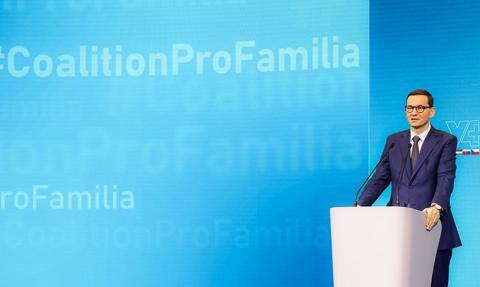 """Premier: W sobotę przedstawimy kontynuację programu """"Rodzina 500+"""""""