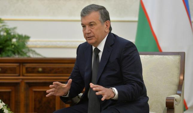 Premier Szawkat Mirzijojew został p.o. prezydenta