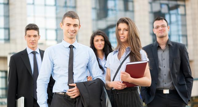 Kariera bankowca wciąż marzy się wielu młodym