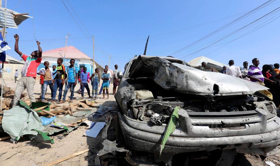 Somalia zerwała stosunki dyplomatyczne z Kenią