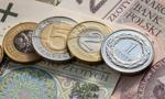 Niewielkie zmiany notowań złotego wobec głównych walut