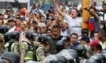 Wenezuela: wbrew zakazowi opozycja demonstruje i domaga się referendum