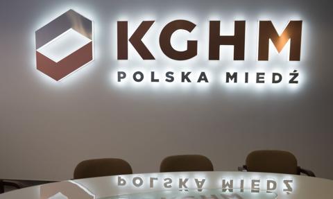 KGHM chce wydłużenia o 1 rok okresu obowiązywania umowy kredytu konsorcjalnego