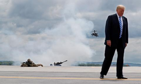 Trump chce wycofać z Somalii amerykańskich żołnierzy