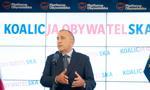 Schetyna: PIT i CIT powinny zostać w samorządach