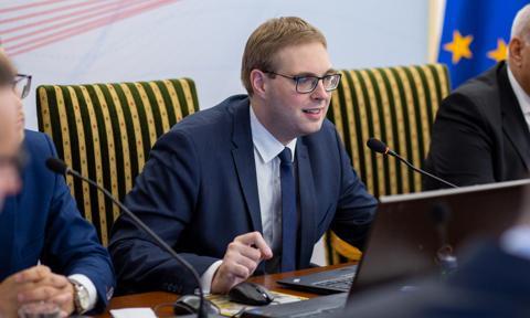 Sarnowski: Estoński CIT możliwy dla spółdzielni od 2022 roku
