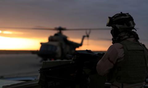 USA wycofają swoje wojsko z Iraku