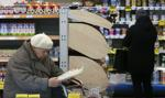W najbliższych miesiącach ceny żywności będą wyższe niż rok wcześniej